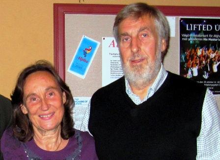Anki och Jan Tunér